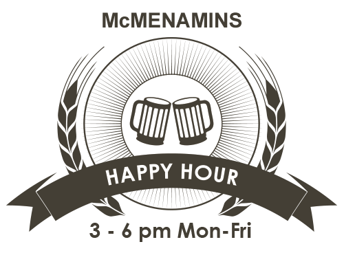 McMenamins Happy Hour
